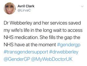 GenderGP Saved My Wife's Life